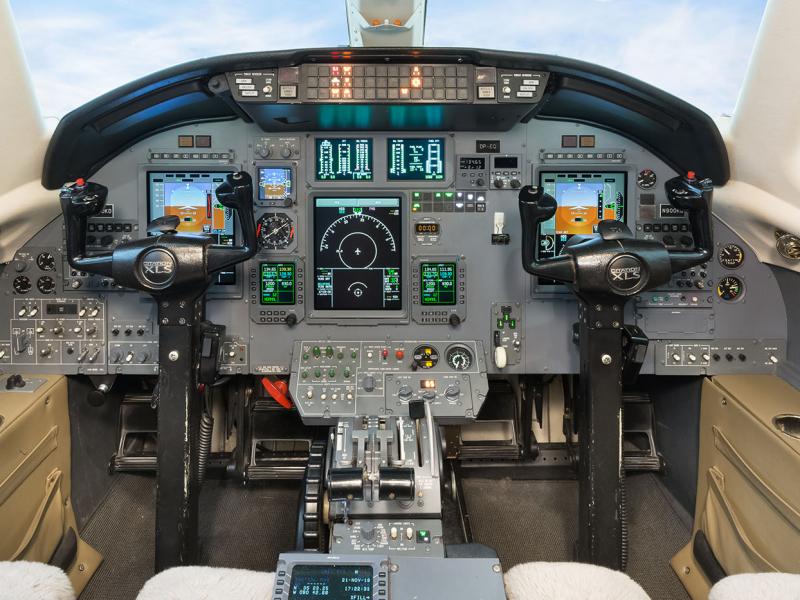 Cessna Citation XLS -1
