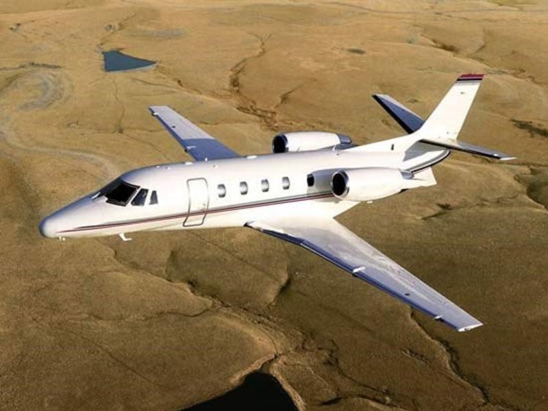Cessna Citation XLS -5