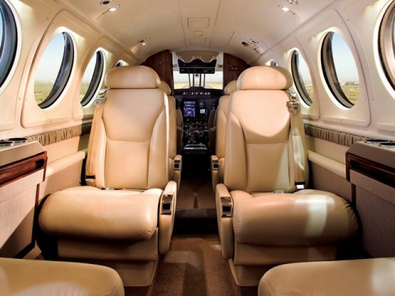 King Air 200-1