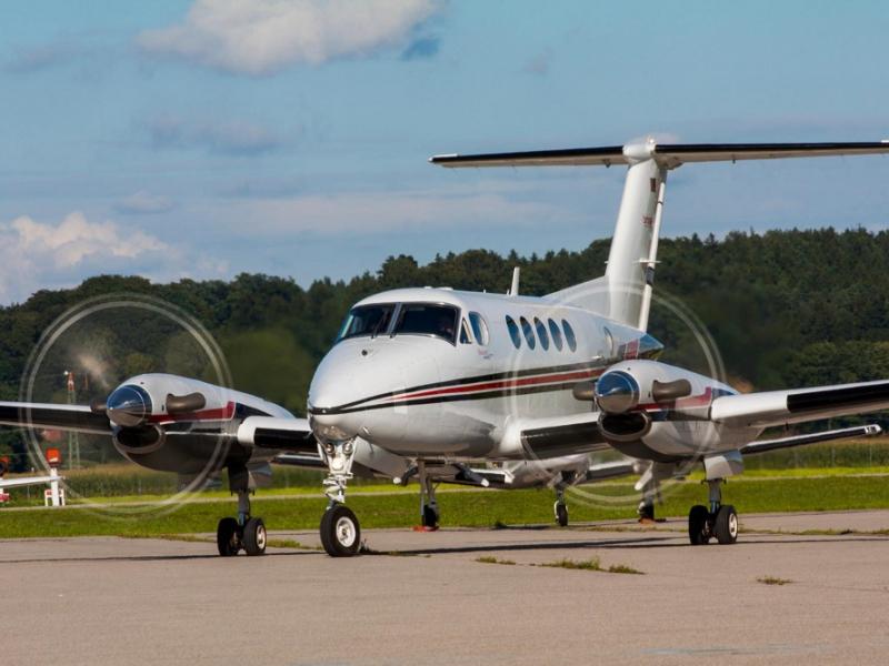 King Air 200-3